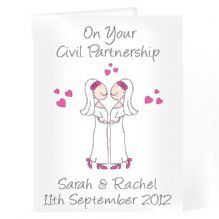 Female Partnership Card
